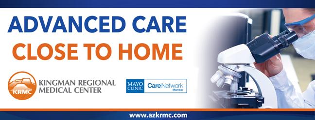 Advanced Care @KRMC Kingman Regional Medical Center