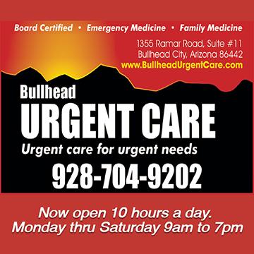 Bullhead Urgent Care